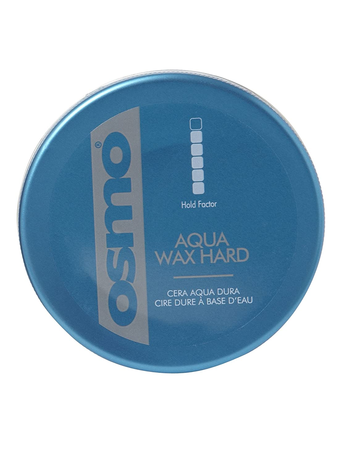 Osmo Aqua Wax Hard - For An Incredible Shine And Strong Hold - 100ml Osmo Essence 061007