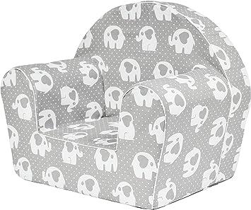 MoMika chaise enfant   fauteuil   Siège de canapé   Tabouret pour enfants Enfants   Meubles pour enfants   0 4 ans   (Elephant Heart)