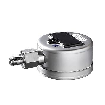 Digi 04/KL. 0,4/% 0//–/25/BAR /Man/ómetro digital batteriebetriebenes/