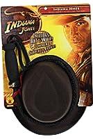 Kids Indiana Jones Hat and Whip - Child Std.