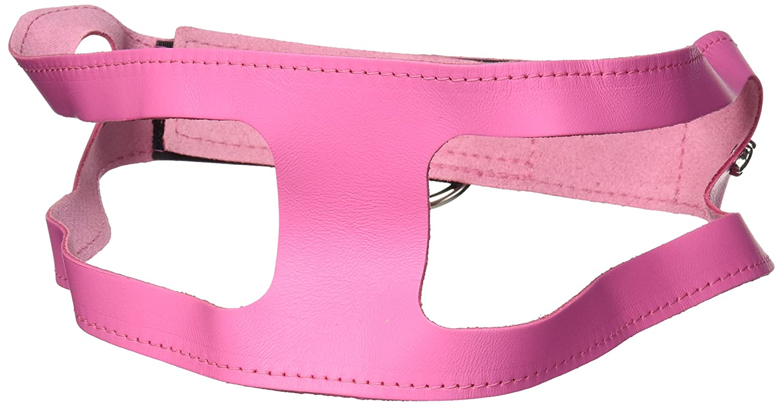 Non Metallic Pink 27\ Non Metallic Pink 27\ ChokeFree Pet Shoulder Collar, 27-Inch, Non Metallic Pink