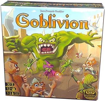 Goblivion - Juego de Mesa [francés]: Amazon.es: Juguetes y juegos