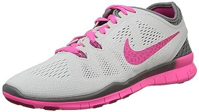 premium selection 43832 c4be7 Nike Herren, w Free 5.0 tr fit 5 brthe, Mehrfarbig (pr pltnm