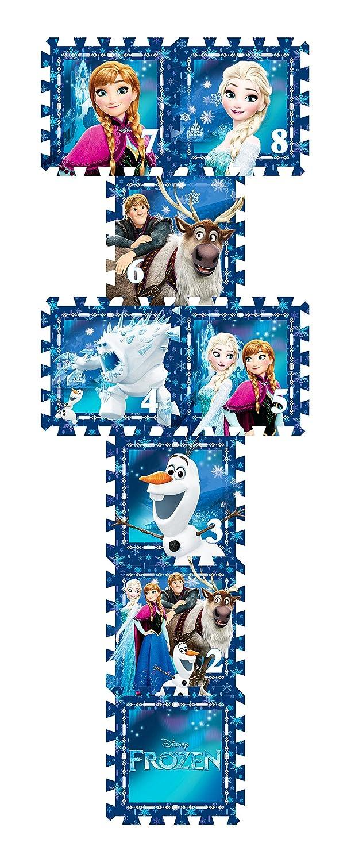 Knorrtoys 21011–Puzzle Matte–Frozen 8alfombrillas (8piezas) knorr toys knoortoys_21011