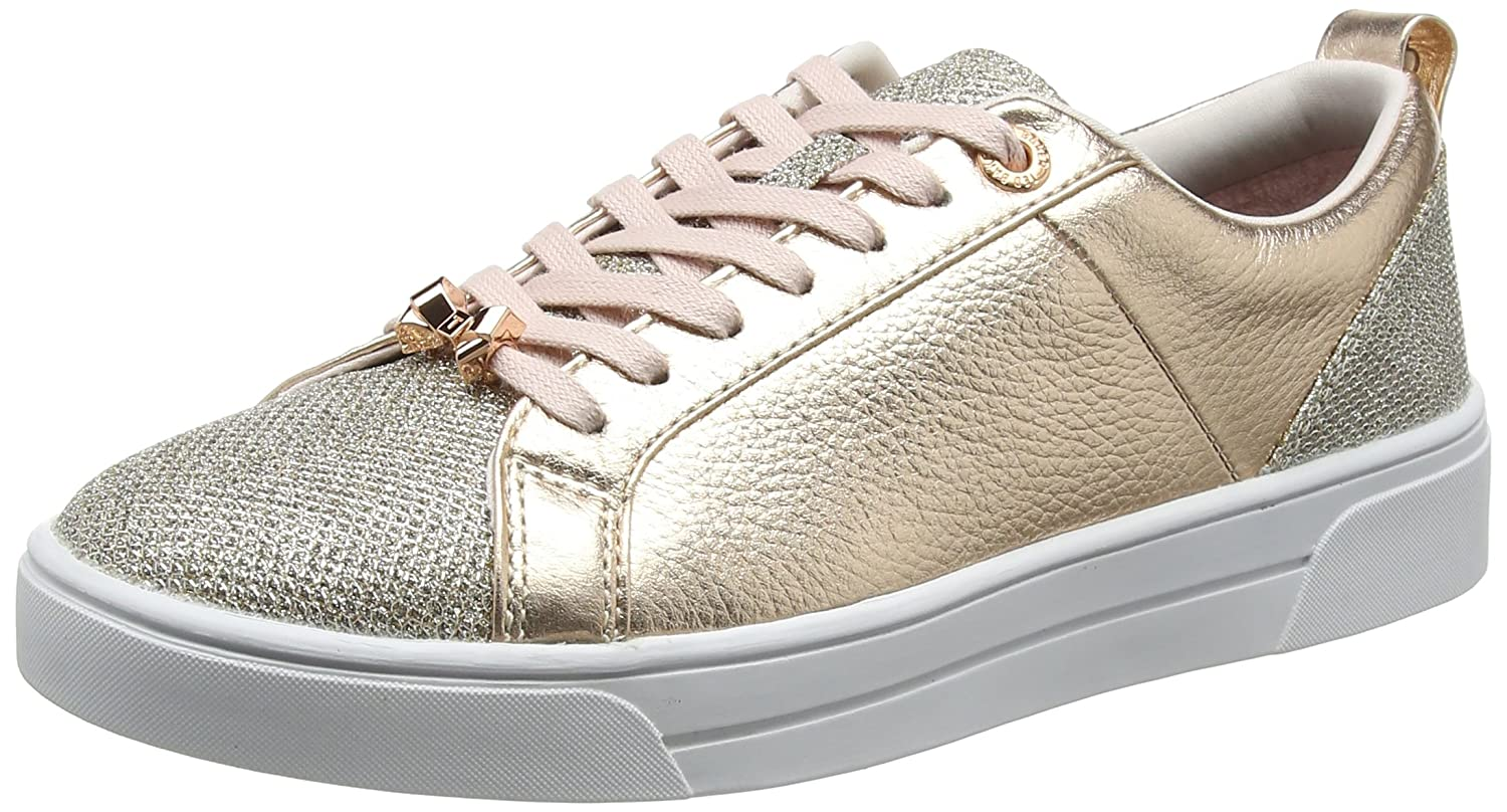 Ted Baker Kulei - Rosa Gold Leather