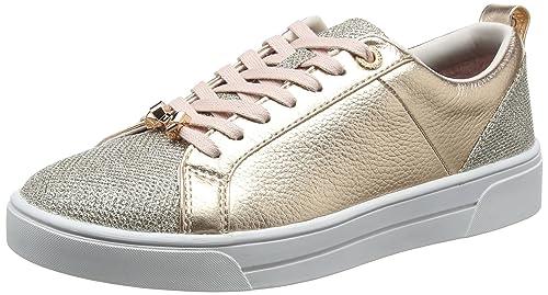 7b54830b5 Ted Baker London Women s Kulei Trainers  Amazon.co.uk  Shoes   Bags