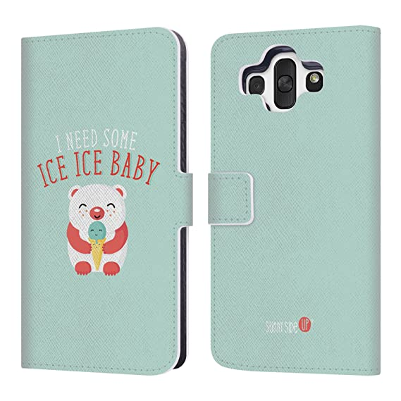 the latest 2d73d 63ad1 Amazon.com: Official Muy Pop Icebear Sunny Side Up Animals Leather ...