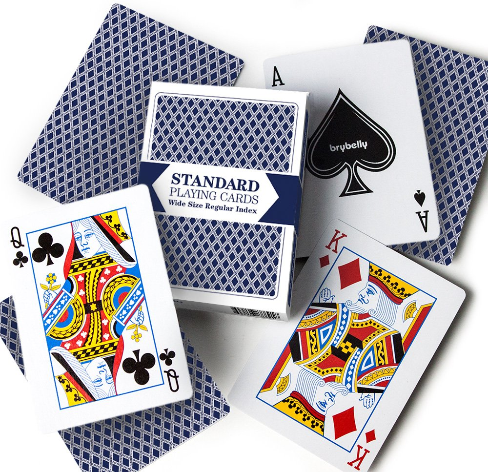 Deluxe Double Sided Casino Blackjack and Roulette Felt Layout - Includes Bonus Deck of Cards!