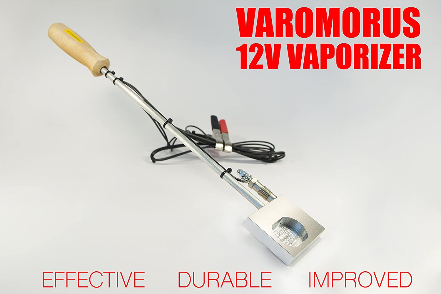 Varomorus DURABLE OXALIC ACID 12V VAPORIZER VARROA MITE TREATMENT