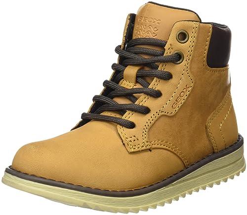 Geox J Wong D, Botas Chukka para Niños: Amazon.es: Zapatos y complementos