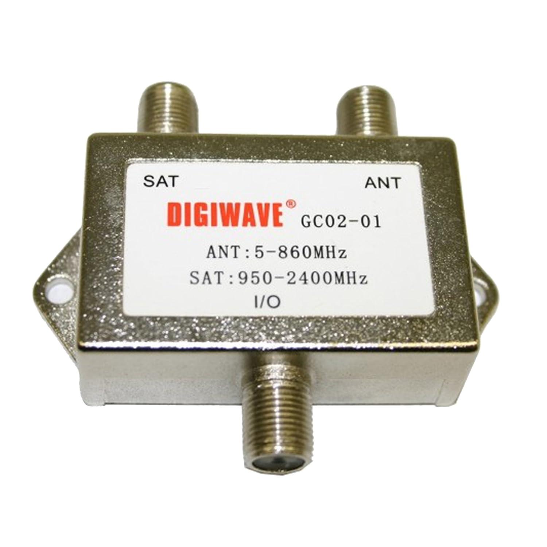 Digiwave Satellite and Antenna Diplexer DGS0201
