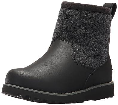 boy ugg boots black