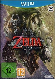 Nintendo The Legend of Zelda: Twilight Princess HD - Juego (Wii U, Acción / Aventura, Nintendo, Mar 04, 2016, T (Teen), ENG): Amazon.es: Videojuegos