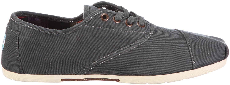 Amazon.com | TOMS Mens Cordones Shoe Ash Waxed Twill Size 7 D(M) US | Shoes