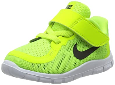 brand new a4587 3a667 Amazon.com: Nike Free 5.0 Toddler Boys Shoe Volt/Electric ...