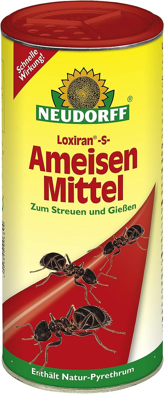 Neudorff loxiran – S de hormiga Medio 500 g, granulado cebo, parásitos Schut: Amazon.es: Productos para mascotas