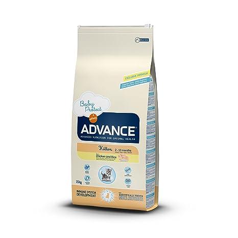 Advance Affinity Comida seca para gatos sabor pollo 15 kg.