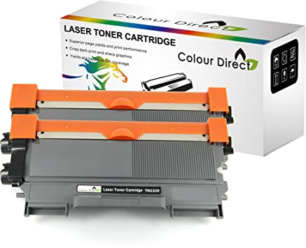 Colour Direct bt-2XTN2220 - Tóner de Tinta para impresoras Brother ...