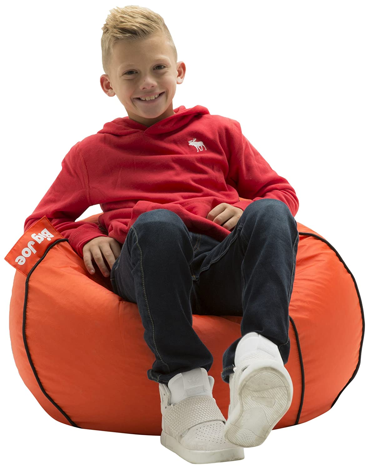 Awesome Big Joe 615135 Bean Bag Chair Basketball Caraccident5 Cool Chair Designs And Ideas Caraccident5Info