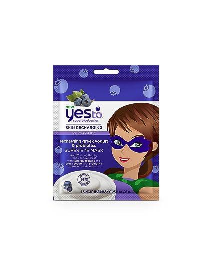 Yogurt & Probiotics - Máscara de ojos recargable
