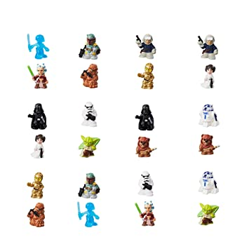 750972586f Star Wars Micro Force Blind Bags Series 1