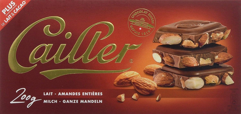 Cailler, Galleta fresca de oblea - 13 de 200 gr. (Total 2600 gr.): Amazon.es: Alimentación y bebidas