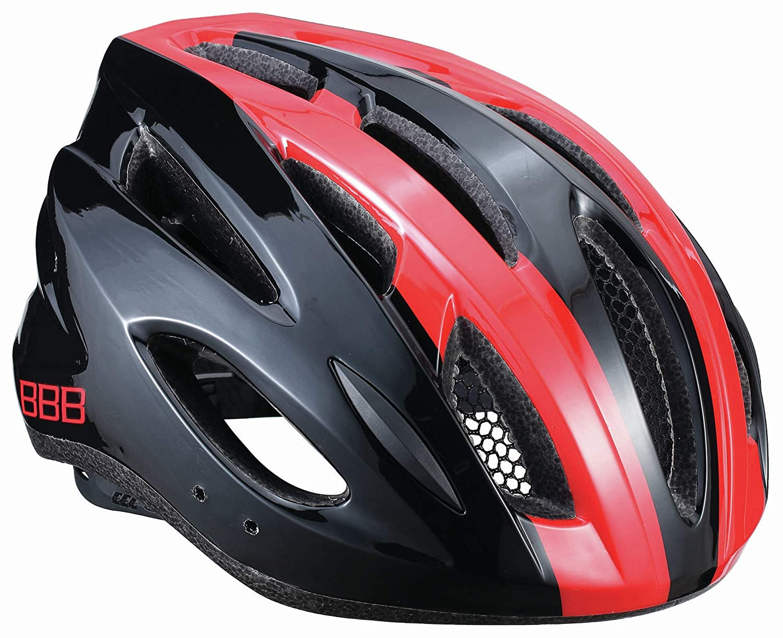 BBB Condor BHE-35 Helmet schwarz ROT 2019 Fahrradhelm
