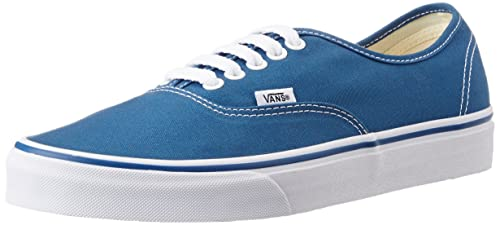 a80e6be04b Vans Unisex Authentic Navy Sneakers - 10 UK India (44.5 EU) (VN000EE3NVY1