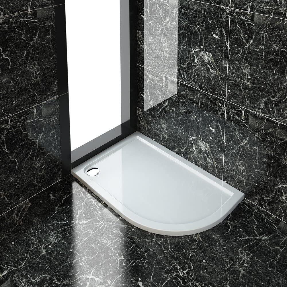 1200X 800 x 40 mm bandeja de piedra en cuadrante para ducha ...