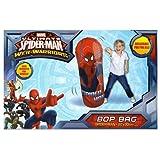 Ultimate Spider-Man Web-Warriors Bop Bag Inflatable Toy (Spider-Man)