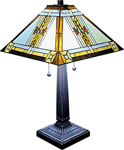 Whse of Tiffany BR-160123 Tiffany-Style Rome Reading Lamp