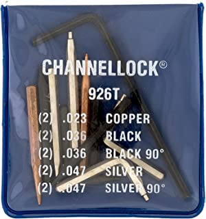 product image for Channellock 926T Universal Tip Kit, 5-Tips