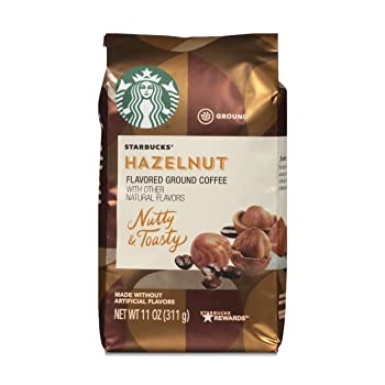 Starbuck Medium Roast Hazelnut Coffee