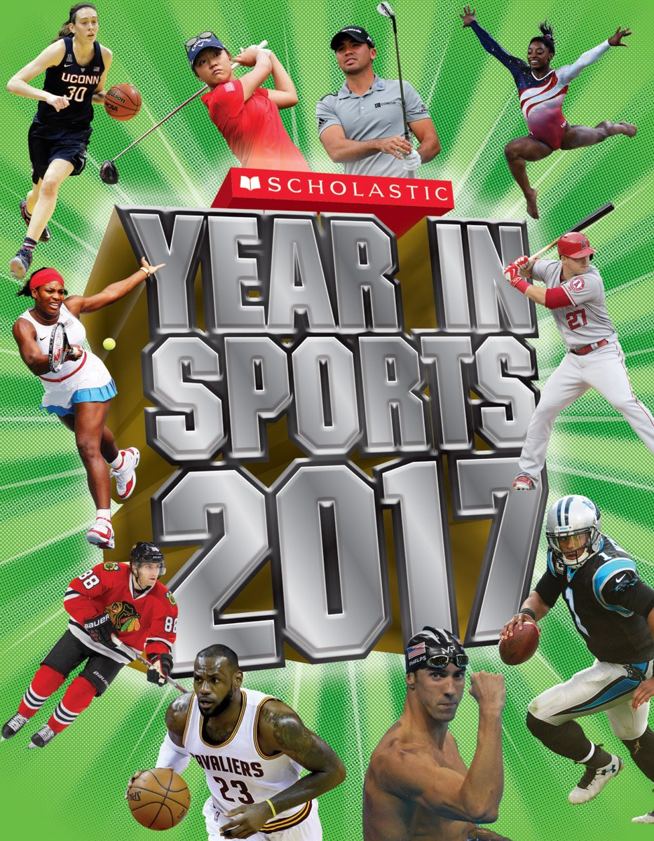 Scholastic Year Sports James Buckley product image