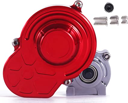 SEAL ALLOY COMPLETE ASSEMBLED TRANSMISSION GEARBOX FOR AXIAL SCX10 WRAITH RC CAR