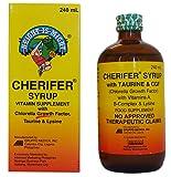 CHERIFER Syrup with Chlorella Growth