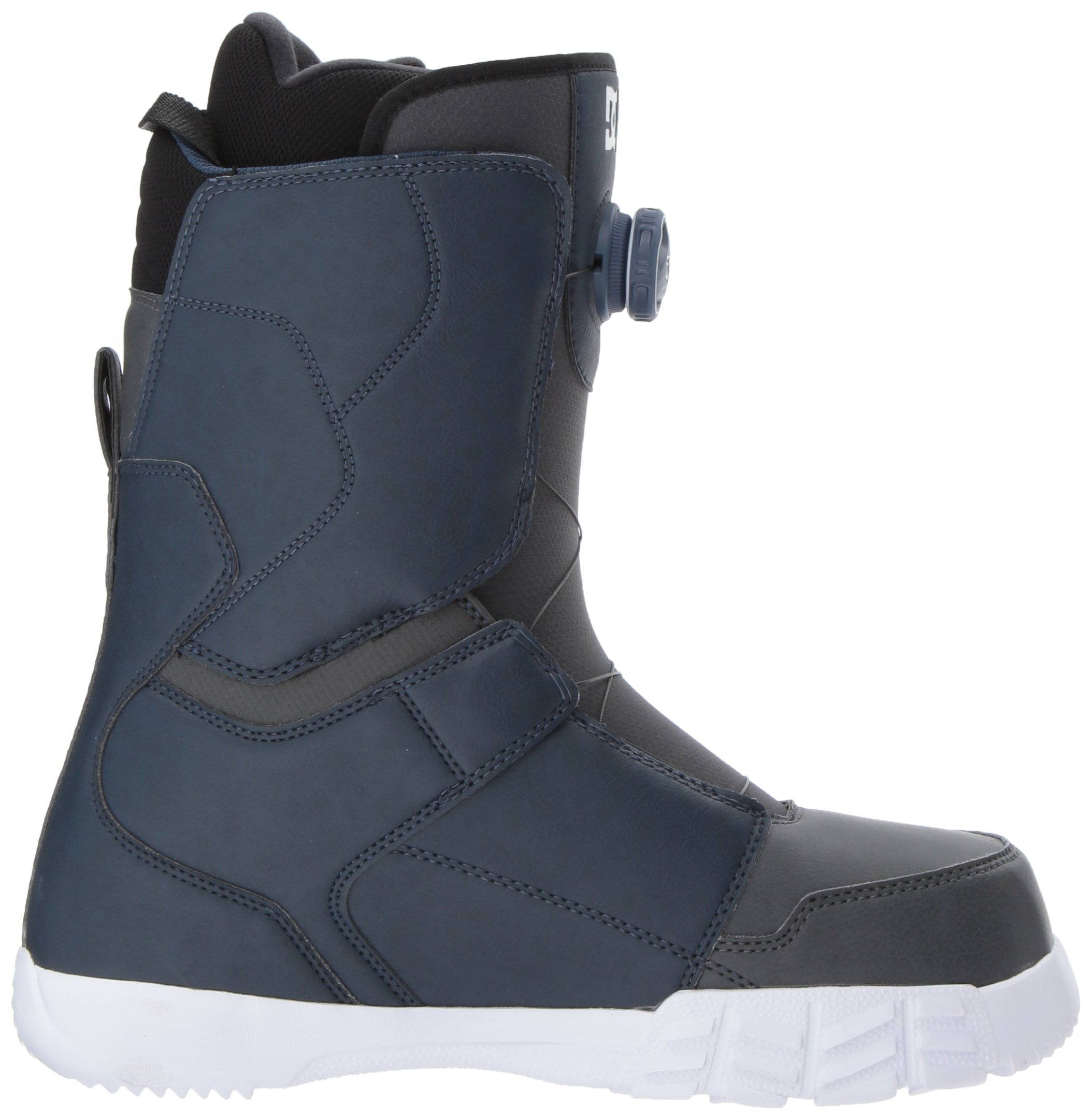 DC Men's Scout Boa Snowboard Boots, Insignia Blue, 7.5 by DC (Image #7)