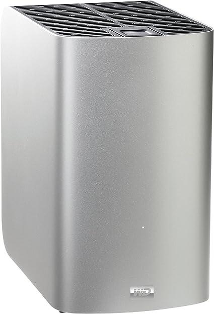 Western Digital My Book Thunderbolt Duo 4TB External Dual Hard Drive with RAID