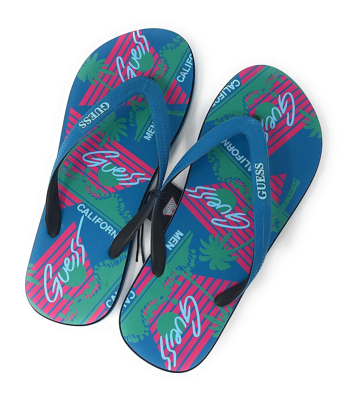 Guess Beachwear Infradito Uomo LINTEA: Amazon.it: Abbigliamento