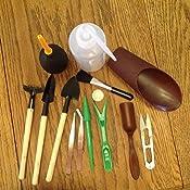 Amazon.com: Godehone - Juego de 13 herramientas de mano para ...