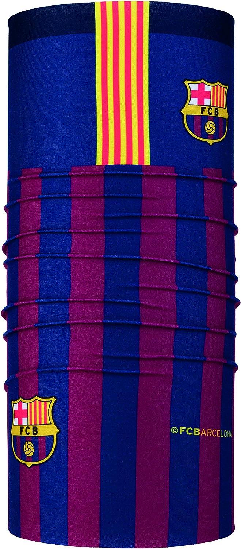 Gorro Polar de Microfibra para ni/ños FC Barcelona 1st Equipment 18//19 Buff
