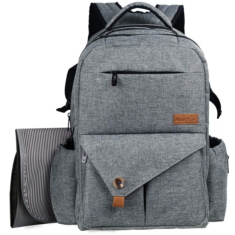 Diaper Bag Backpack Large Baby Bag Travel Backpack,Nappy Bag (5284H3-G)