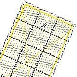 WINTEX Règle de couture 15 cm x 60 cm, transparente - règle pour cutter à roulette,règle pour patchwork