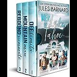 Men of Lake Tahoe Books 1 - 3: Jaeger, Lewis, and Tyler