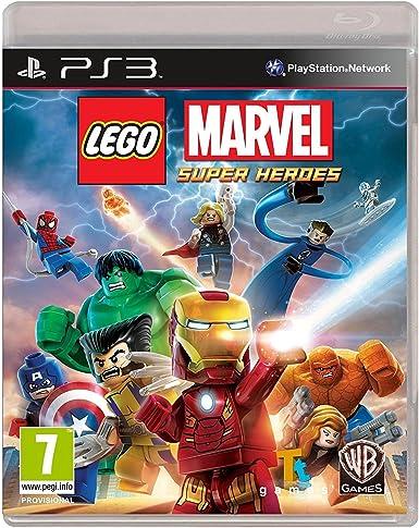 LEGO Marvel Super Heroes - Super Pack (PS3) [Importación Inglesa ...