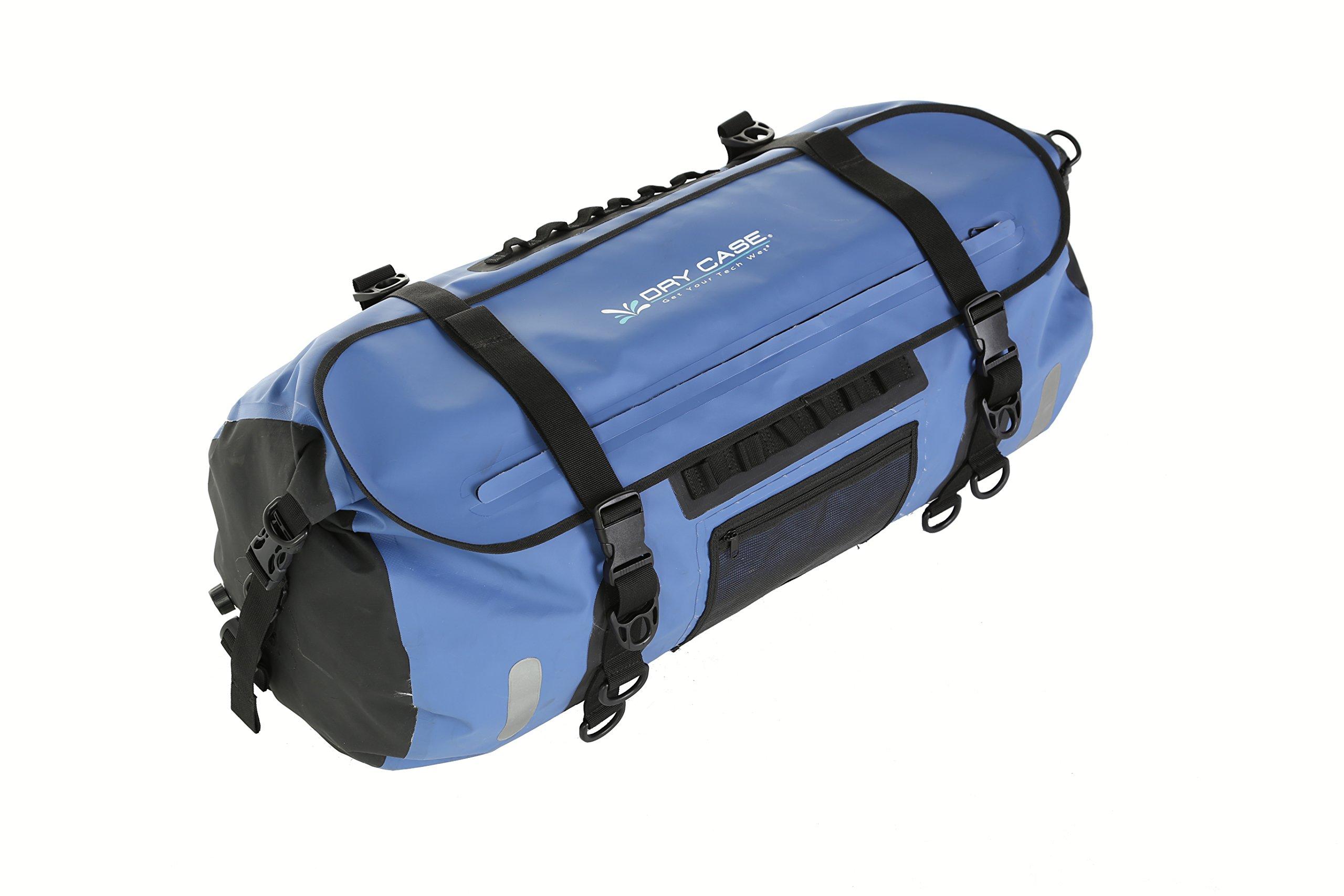 DRYCASE Liberty Ship-Waterproof Duffel/Backpack-80 Liter