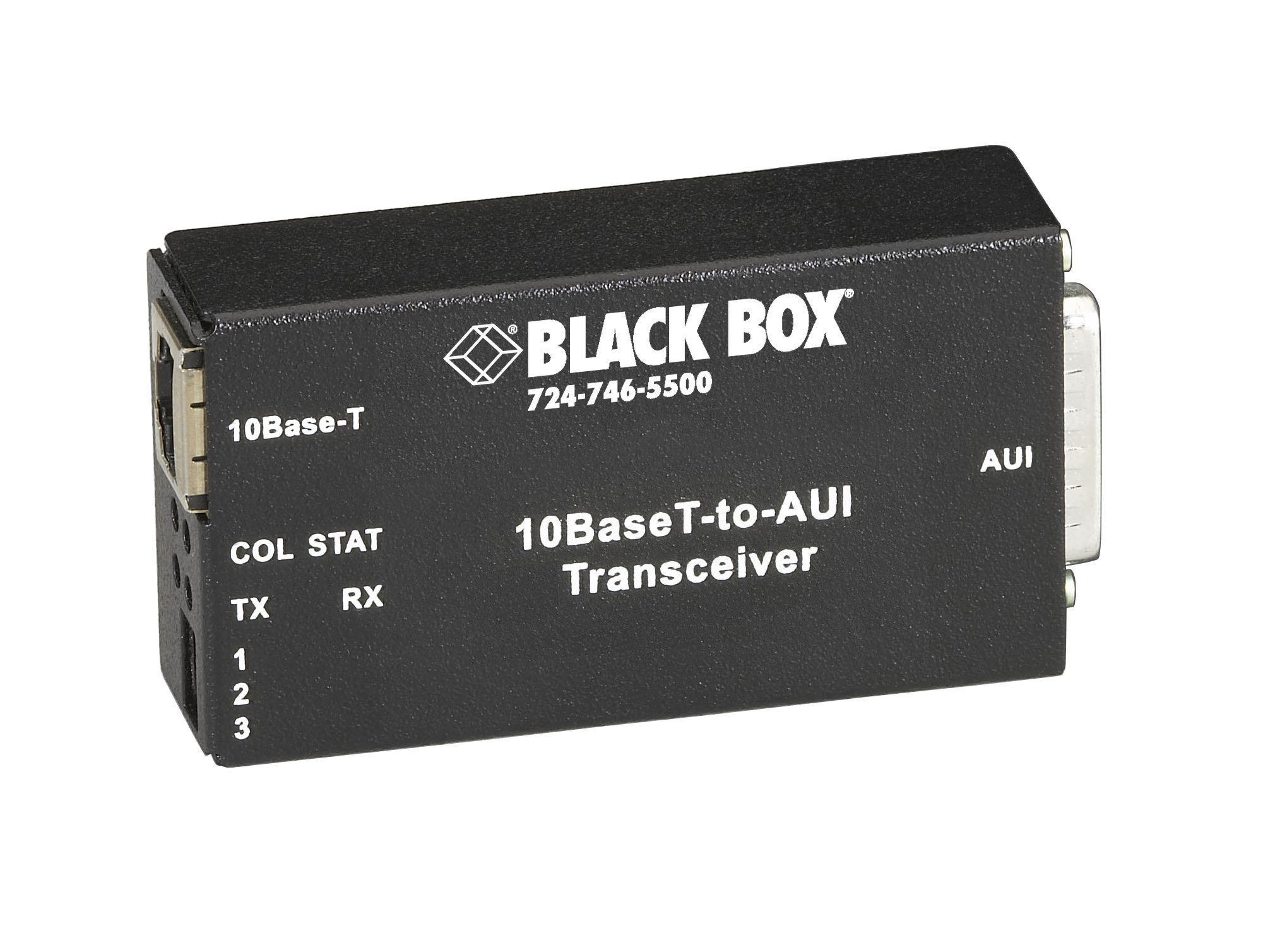 Black Box 10BASE-T to AUI Transceiver