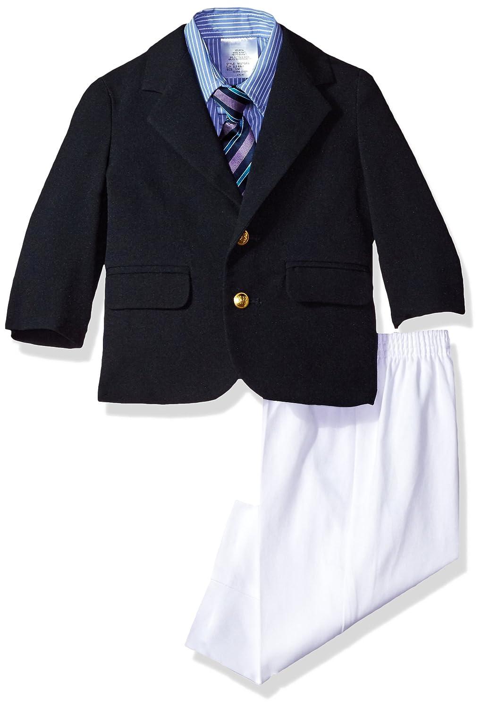 Nautica Baby Boys Poplin Blazer and Dress Pant Set with ...