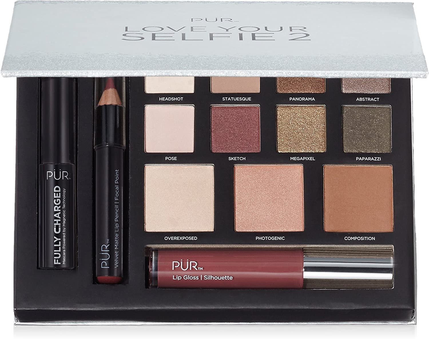 PÜR Love Your Selfie 2 Makeup Palette