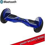 """Dragon Hoverboard con Ruedas de 10"""" Scooter eléctrico Self-Balancing Self Blance Scooter Monopatín eléctrico Smart Self Balance Board Dibujo en Color (C-Green)"""